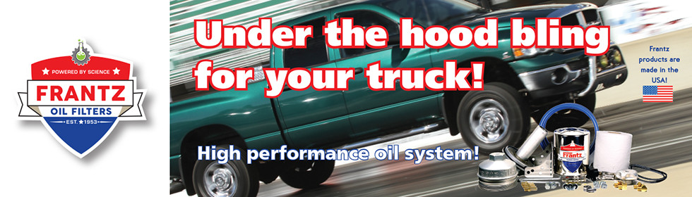 Under the hood bling for your truck!