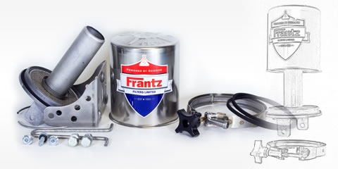 Frantz Oil Filter Bypass System