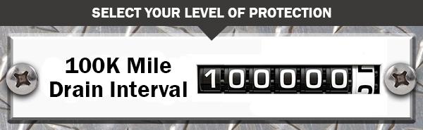 100K Drain Interval